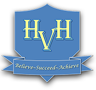 Hednesford Vallery High School Logo